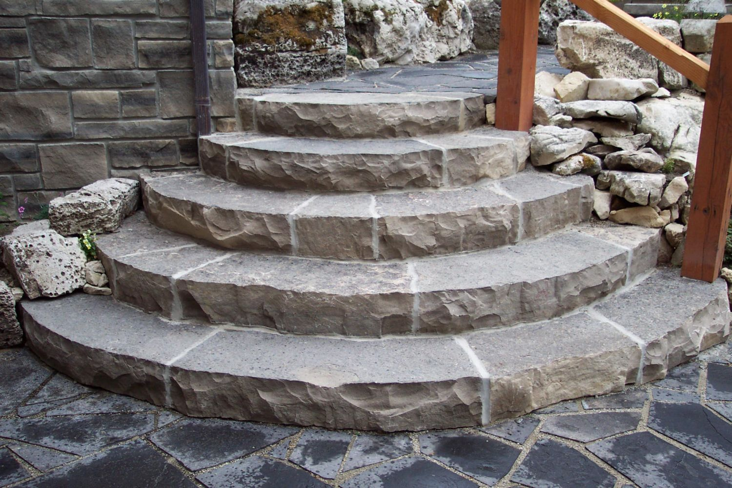 Steps, Treads, and Risers
