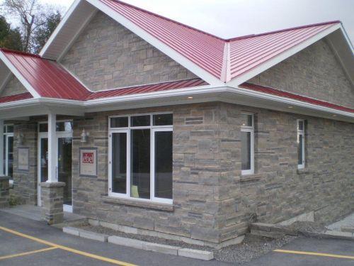 Ebel Quarries Inc. Office