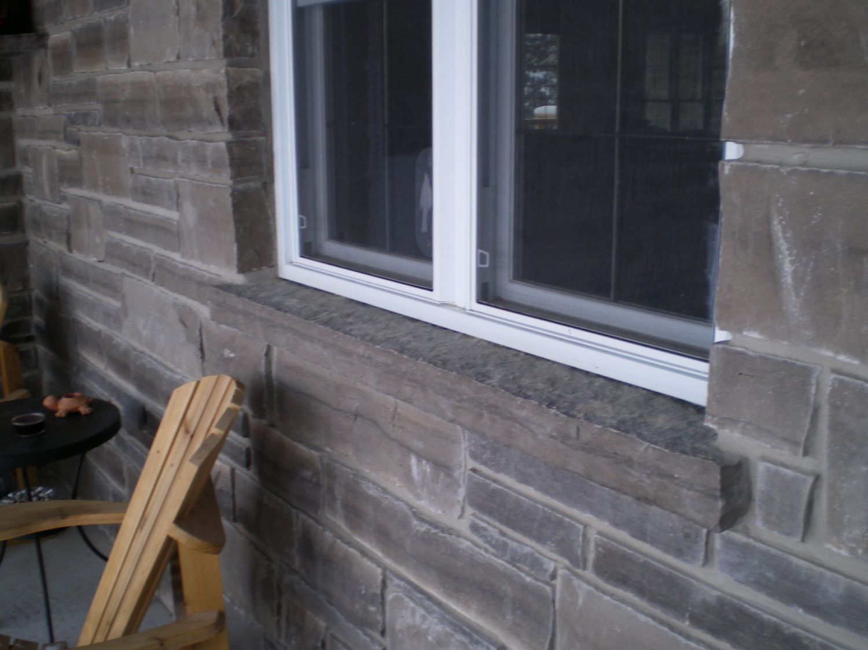 Doors, Window Sills, and Lintels