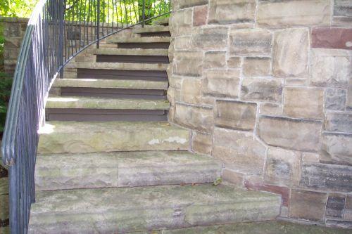 Ebel Natural Stone Steps